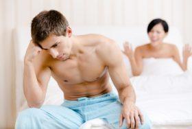 Impotenz männliches Problem