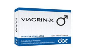 Viagrin-X Erektionsmittel