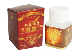 Ginseng For