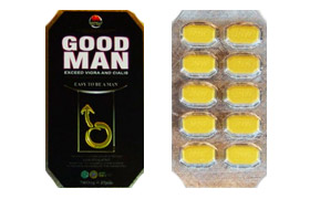 Good Man Erektionsmittel