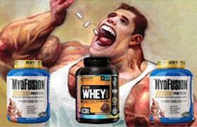 Proteine und Potenz